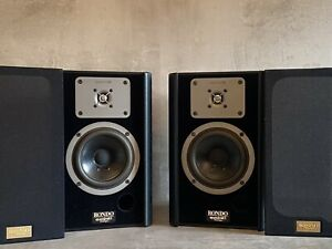 Quadral Rondo Regal Boxen 2 Wege Lautsprecher Vintage Speaker Phonologue C
