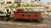 Roundhouse MDC HO Old Caboose, Maryland & Pennsylvania, Upgraded, Exc.
