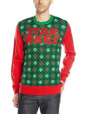 BNWT Men's Large Star Wars Christmas Holiday Sweater