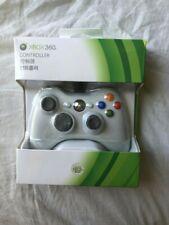 Manette Xbox 360 Filaire Neuve Jamais Déballée Microsoft Officiel