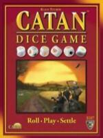 Mayfair Boardgame Catan Dice Game EX