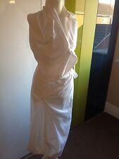 Vivienne Westwood Long Cotton Wrap Dress Size 8