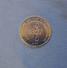 1807 Slave Trade £2 Coin