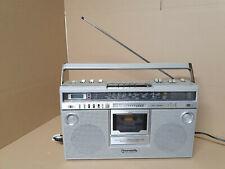 Panasonic RX 5220 LS Kassettenrecorder, Ghettoblaster Boombox. Voll funktionsfäh