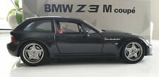 1:18 UT MODELS BMW Z3 M Coupe. !READ COMPLETE TEXT BEFORE BUYING! Good condition