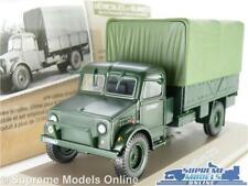 Bedford OYD Model Truck Lorry 1 43 Scale Military Army Green British WWII IXO K8