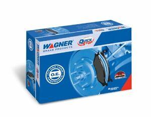 Wagner Quickstop Zd1194 Ceramic Disc Pad Set, Rear