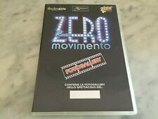 """DVD RENATO ZERO """"MOVIMENTO"""" FOTOGALLERY PROMO DEL 27/02/06"""