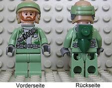 LEGO Star Wars - Rebel Commando Beard ( Bart ) aus 8038 / sw240 NEUWARE (L12)