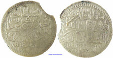 TURQUIE  SULEYMAN II , KURUS ARGENT 1110 CONSTANTINOPLE