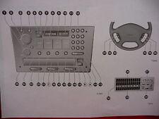 vauxhall audio ccrt 2008 philips radio handbuch bedienungsanleitung buch