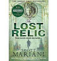 The Lost Relic (Ben Hope 6), Mariani, Scott Paperback Book