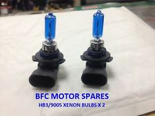 HB3/9005 XENON 3950K 12V 55W MAIN BEAM HEADLIGHT BULBS X 2