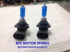 HB3/9005 XENON 3950K 12 V 55 W FASCIO ABBAGLIANTE dei fari lampadine x 2