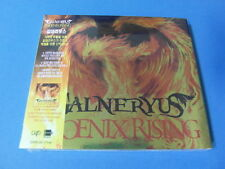 GALNERYUS - PHOENIX RISING [2 DISC] CD (SEALED)