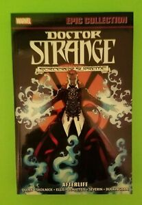 DOCTOR STRANGE Epic Collection Vol 13 AFTERLIFE  NEW TPB !!!