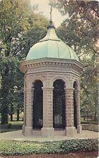 Saint Louis Missouri~Henry Shaw Mausoleum~Missouri Batanical Garden~1950s PC