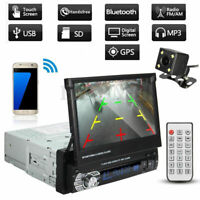 7 Zoll Autoradio1 DIN mit Navi GPS Navi Mp5 Player TOUCHSCREEN & Rückfahrkamera