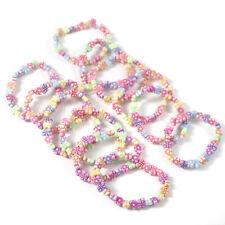 12 PARTY BAG Fillers Bracelets Gifts favours Filler Kids Princess Jewellery 12P