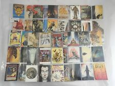 Lost Worlds by William Stout Collector Cards x 90 complete set 1993