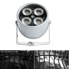 4 LED IR Infrared Night Vision Light illuminator Lamp For IP CCTV CCD Camera New