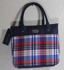 "TOMMY HILFIGER Women Hand Bag Multi-color 9"" X 3.5"" X 10.5"" approx Strap Drop 5"""