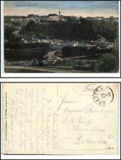 1916 Feldpostkarte 1. Weltkrieg Stempel GRATZEN nach Zelenika gelaufen