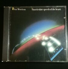 VAN MORRISON Inarticulate Speech Of The Heart WEST GERMANY CD rare Mercury press