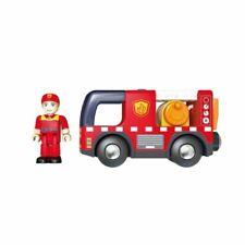 Hape E3737 Fire Truck With Siren