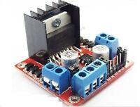Stepper Motor Control Board Dc Driver Module L298N Dual H Bridge For Arduino ei