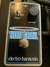 Electro-Harmonix Holy Grail Reverb Guitar Effect Pedal Free Shipping