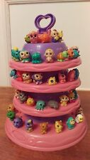 Large lot of Squinkie With Cake Stand and Squinkies