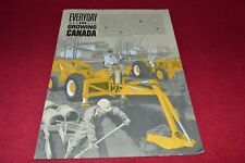 Massey Ferguson Industrial Equipment For Canada Dealers Brochure YABE14