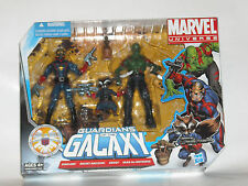 MARVEL UNIVERSE GUARDIANS OF THE GALAXY SET FIGURES