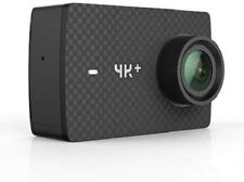 YI 4K+ Action and Sports Camera, 4K/60fps Video 12MP Raw Image with EIS (BLACK)