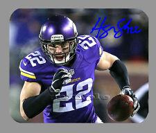 Item#3587 Harrison Smith Minnesota Vikings Facsimile Autographed Mouse Pad
