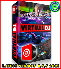 Virtual DJ Pro Infinity 2021 v8.5.6 LIFETIME Version License AUTHORIZED DEALER