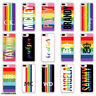 PERSONALISED CUSTOM INITIALS NAME PRIDE RAINBOW LOVE PHONE CASE COVER FOR IPHONE