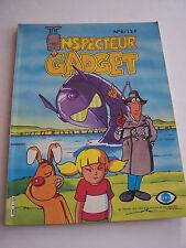 INSPECTEUR GADGET N° 4 . SERIE TV FR3 . BON ETAT .