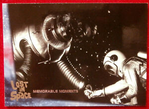 LOST IN SPACE - Individual Card #052 - ZERO GRAVITY TANGO - Inkworks 1997