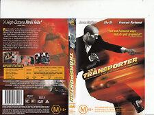 The Transporter-2002-Jason Statham-Movie-DVD