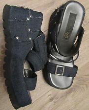 Chaussure d'été à talon haut