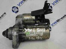 Volkswagen Golf MK5 2003-2009 1.4 16v Starter Motor Starting 02T911023S