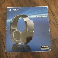 sony headset wireless usb (PS3/Pc/laptop)