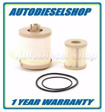 03-07 FORD 6.0 6.0L POWERSTROKE DIESEL TRUCK OE REPLACEMNT FUEL FILTER KIT 55590