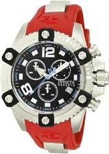 Invicta Reserve 80358 48mm Octane Swiss Made Chronograph Date Red Mens Watch
