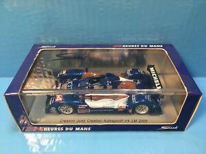 Spark S1418 1/43 24H Lemans Creation Judd 2009