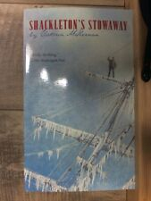 2 Books by Ernest Shackleton (South: The Endurance Expedition / Shackleton's Sto
