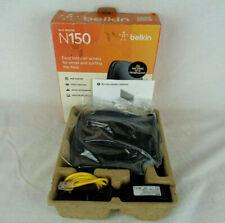 Belkin N150 Wireless Router Wi-Fi 4 Port 150 MBPS GUC