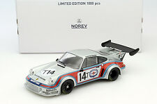 PORSCHE 911 RSR 2.1 Turbo #14T Practice 1000km SPA 1974 Müller, Van Lennep 1:18